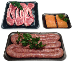 Meat Packaging Polystyrene Trays